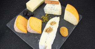Le plateau de fromages