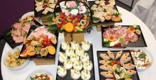 Le Buffet de fêtes (buffet froid)