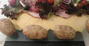 Le duo raclette