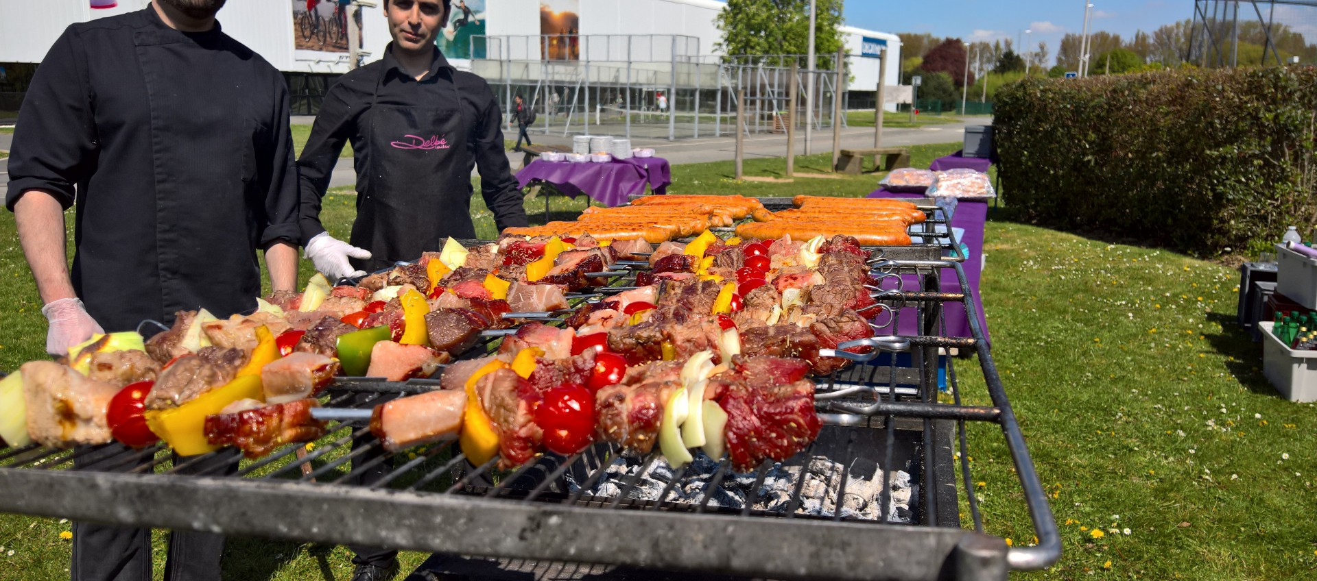 Nos formules Barbecues