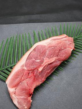 Rouelle de porc avec os