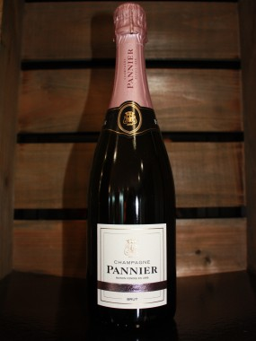 CHAMPAGNE PANNIER ROSE