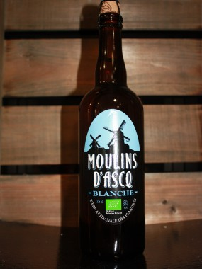 BIERE MOULIN D ASCQ 75 CL