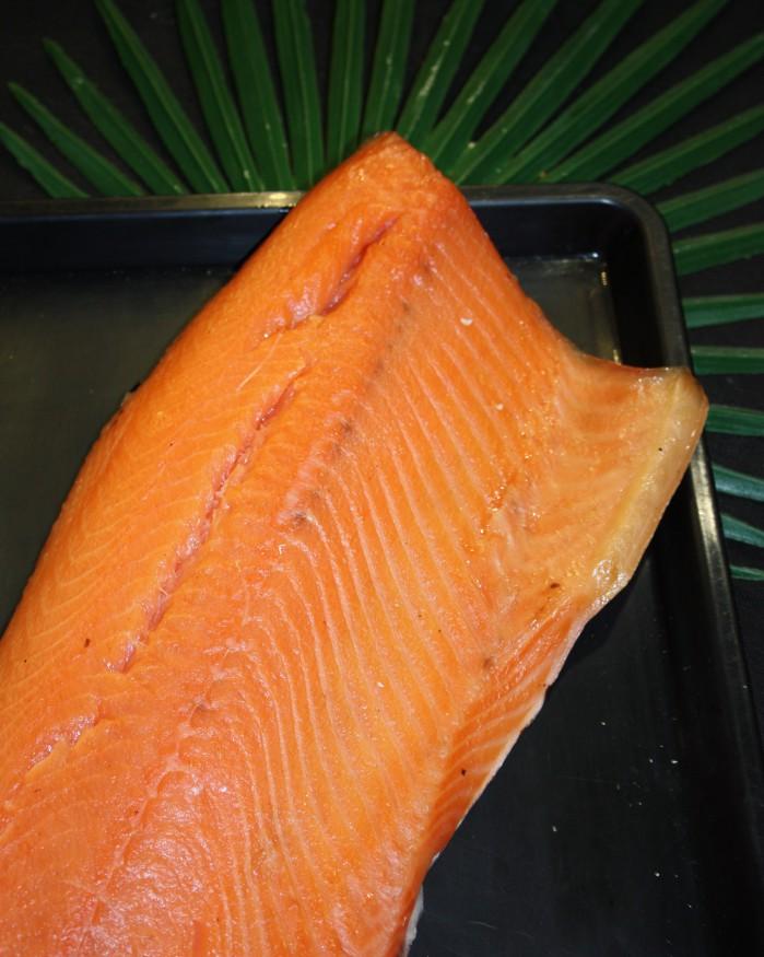 Saumon fumé Ecosse Label rouge