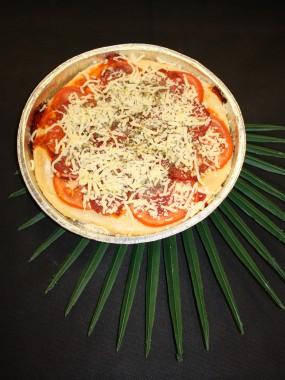 Pizza chorizo 27 cm