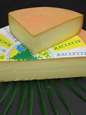 Raclette moutarde