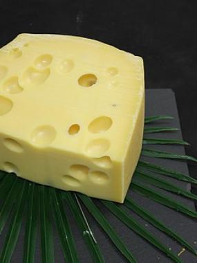 Emmental Suisse au lait cru