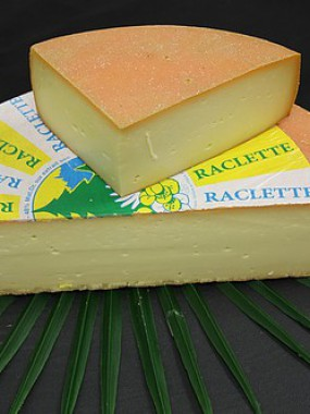 Raclette nature